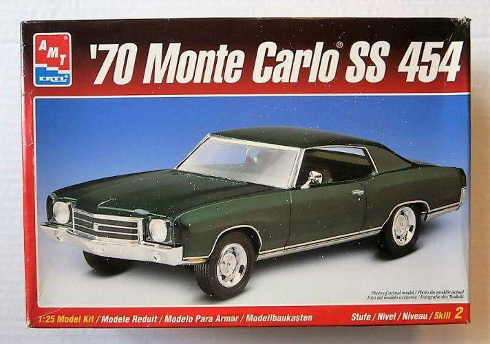 AMT 1/25 8060 1970 MONTE CARLO SS 454