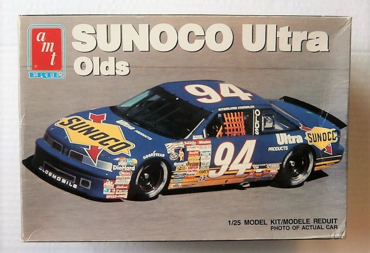 AMT 1/25 6738 SUNOCO ULTRA OLDS