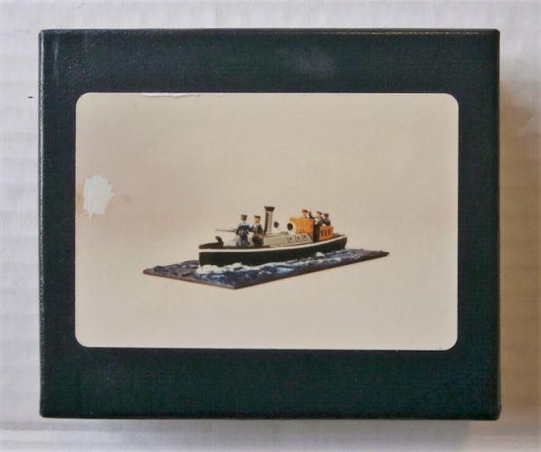 LANGTON MINIATURES 1/200 WW1 PICKET BOAT