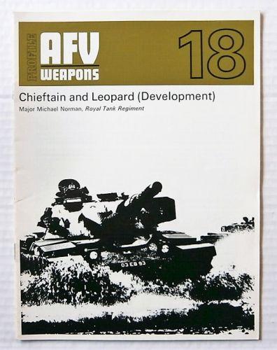 AFV PROFILES  18. CHIEFTAIN   LEOPARD  DEVELOPMENT