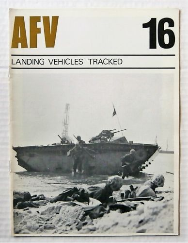 AFV PROFILES  16. LANDING VEHICLES TRACKED