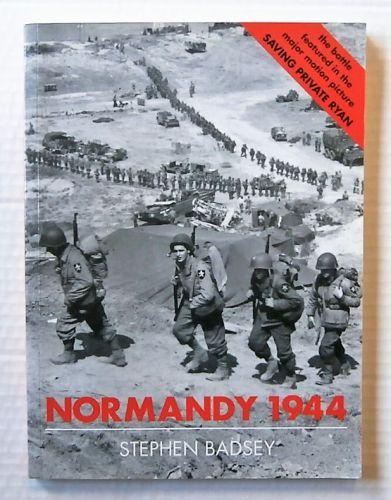 CHEAP BOOKS  ZB2697 NORMANDY 1944 - STEPHEN BADSEY
