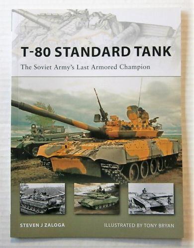 NEW VANGUARDS  152. T-80 STANDARD TANK