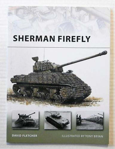 NEW VANGUARDS  141. SHERMAN FIREFLY