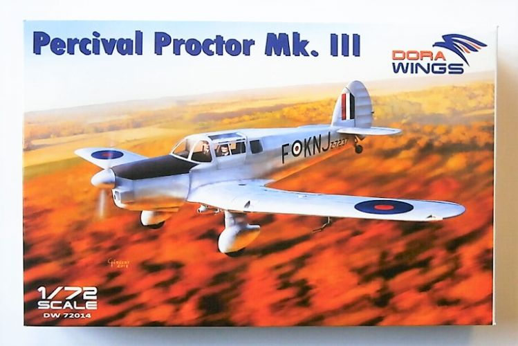 DORA WINGS 1/72 72014 PERCIVAL PROCTOR Mk.III