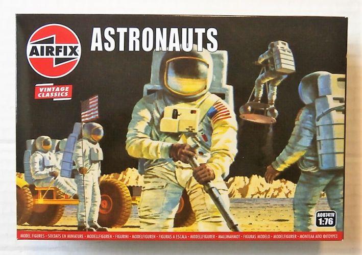 AIRFIX 1/76 00741V ASTRONAUTS