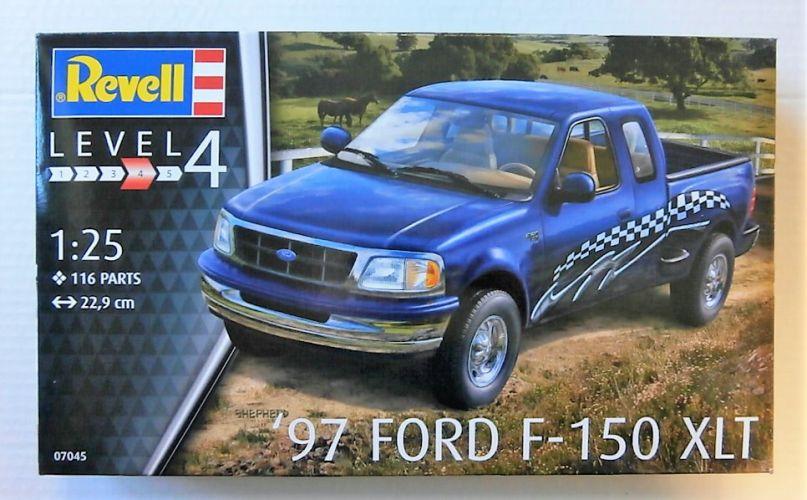 REVELL 1/25 07045 97 FORD F-150 XLT