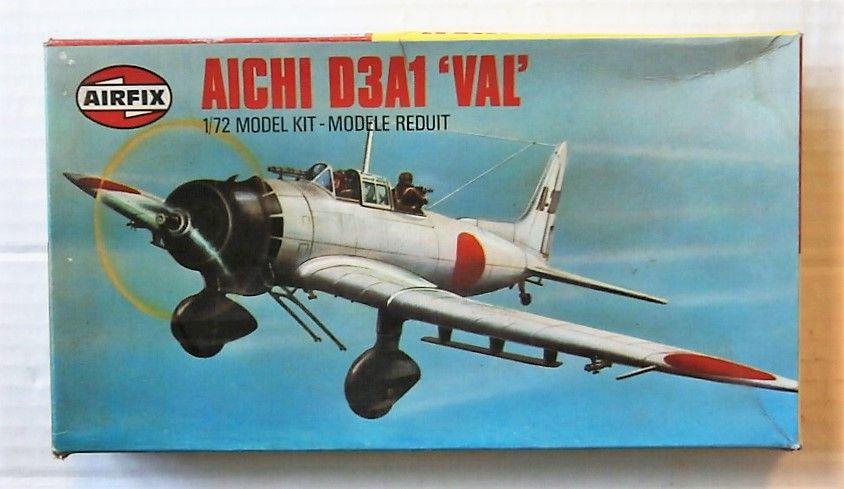 AIRFIX 1/72 02014 AICHI D3A1 VAL