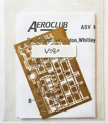 AEROCLUB 1/72 V080 ASV STICKLEBACK RADAR AERIALS