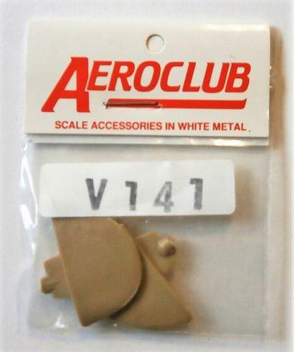 AEROCLUB 1/72 V141 HALIFAX MK.6/8/9 WING TIPS