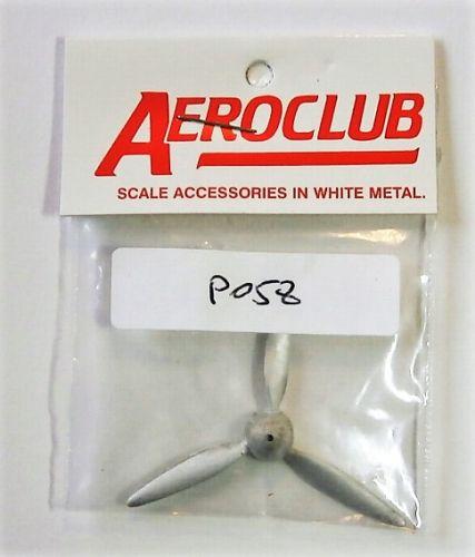 AEROCLUB 1/72 P058 V. D. M. 12  DIA L/H 3 BLD WITH SPINNER