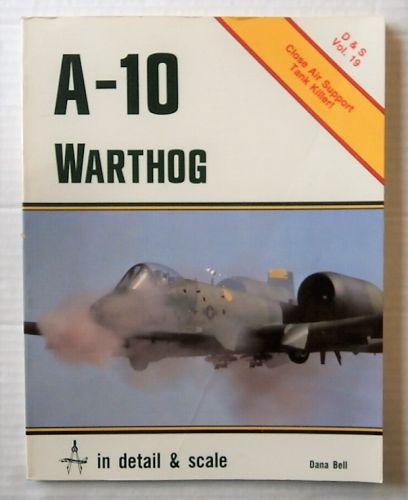 CHEAP BOOKS  ZB1789 D   S VOL. 19 A-10 WARTHOG CLOSE AIR SUPPORT TANK KILLER
