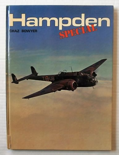 CHEAP BOOKS  ZB1795 HAMPDEN SPECIAL - CHAZ BOWYER