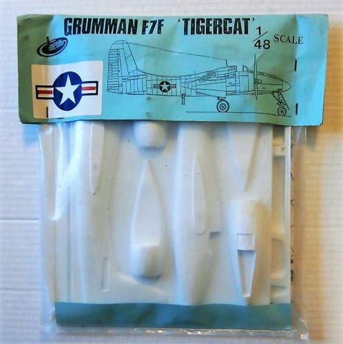 CONTRAIL 1/48 GRUMMAN F7F TIGERCAT