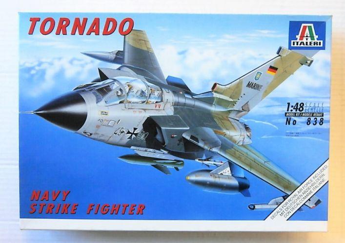 ITALERI 1/48 838 TORNADO NAVY STRIKE FIGHTER