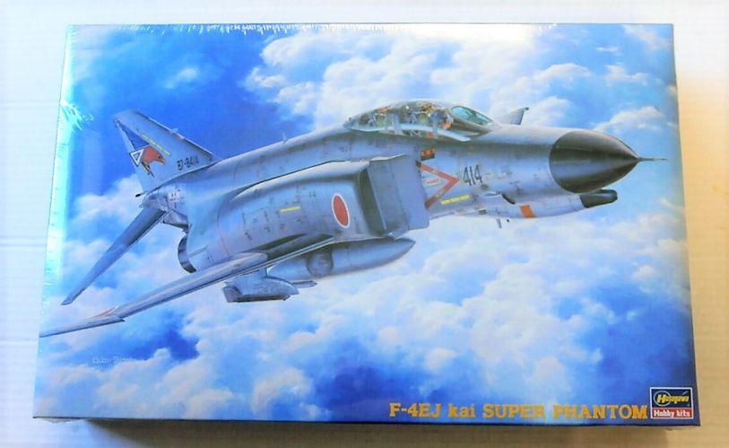 HASEGAWA 1/48 PT7 F-4EJ KAI SUPER PHANTOM