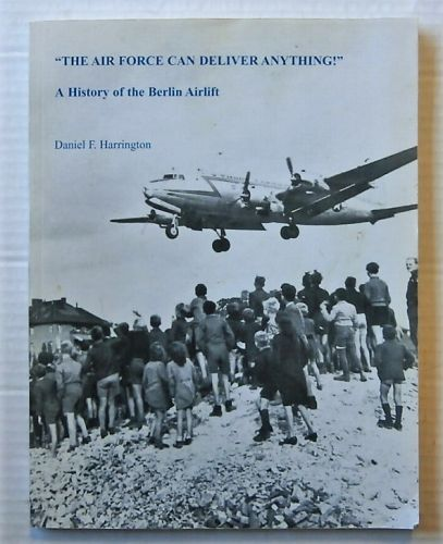 CHEAP BOOKS  ZB2707 A HISTORY OF THE BERLIN AIRCRAFT - D.F. HARRINGTON