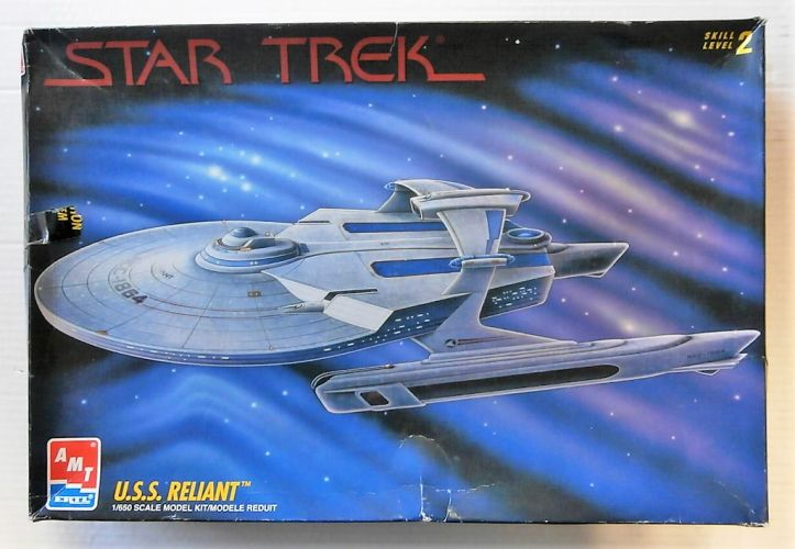 AMT/ERTL  8766 USS RELIANT