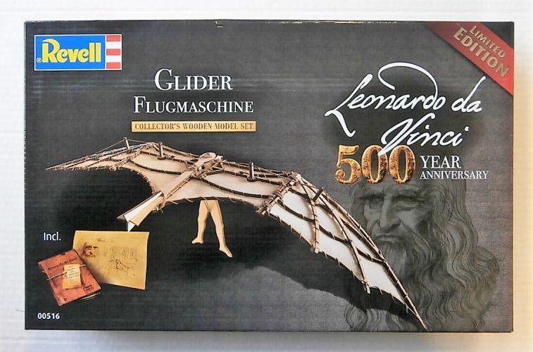 REVELL 1/8 00516 LEONARDO DA VINCI 500 YEAR ANNIVERSARY GLIDER