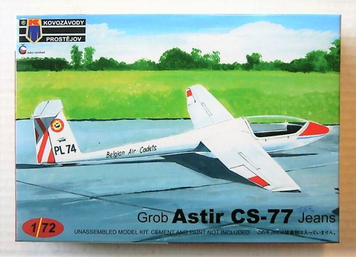 KP 1/72 0133 GROB ASTIR CS-77 JEANS