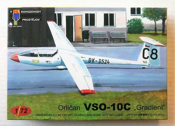 KP 1/72 0135 ORLICAN VSO-10C GRADIENT