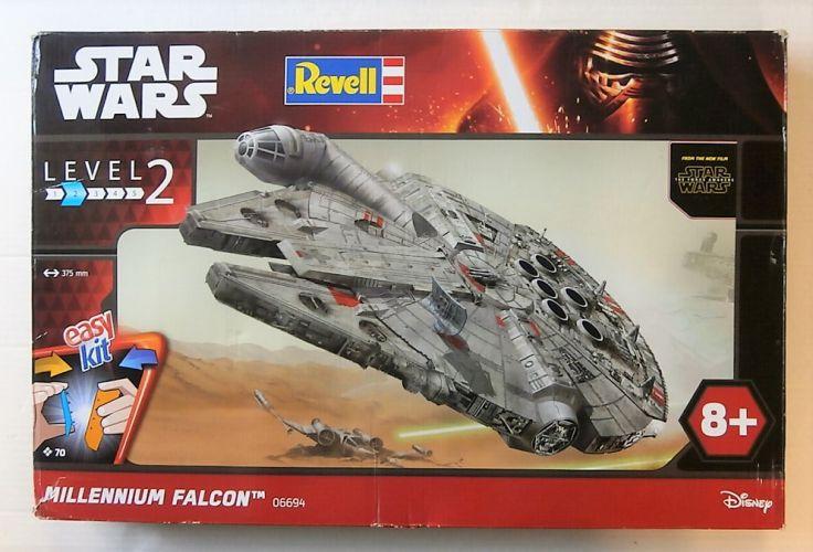 REVELL  06694 STAR WARS MILLENNIUM FALCON
