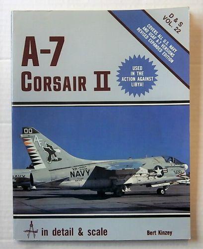 CHEAP BOOKS  ZB1846 D S VOL 22 - A-7 CORSAIR II