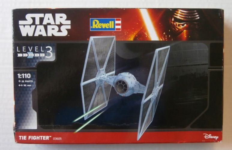 REVELL 1/110 03605 STAR WARS TIE FIGHTER