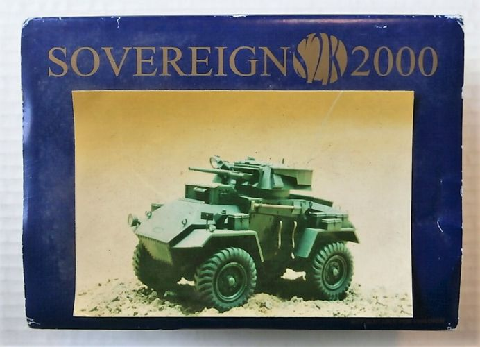 SOVEREIGN S2K 2000  V010 HUMBER MK.I ARMOURED CAR