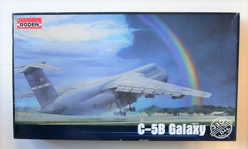 RODEN 1/144 330 C-5B GALAXY