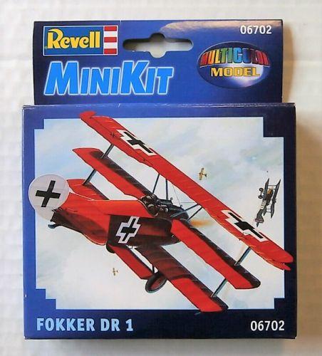 REVELL 1/125 06702 FOKKER DR 1