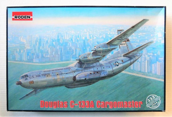 RODEN 1/144 333 DOUGLAS C-133A CARGOMASTER