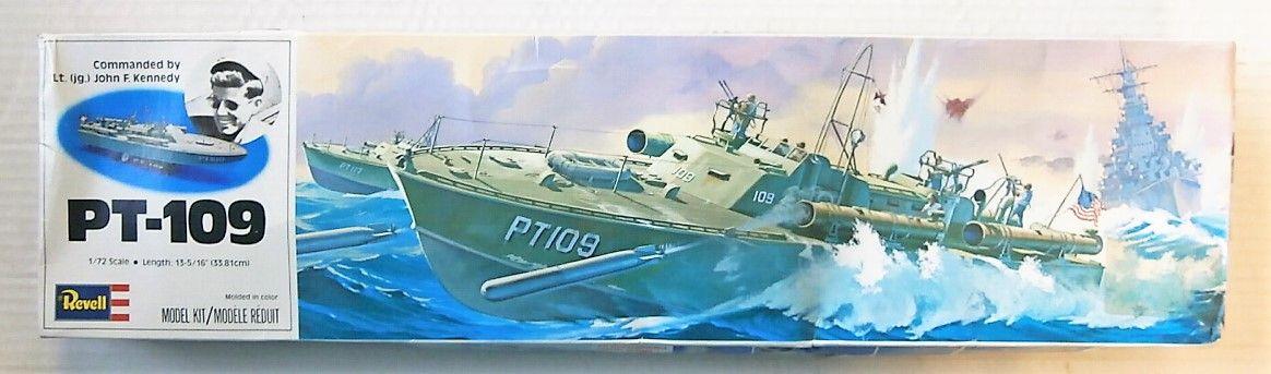 REVELL 1/72 H-310 PT-109