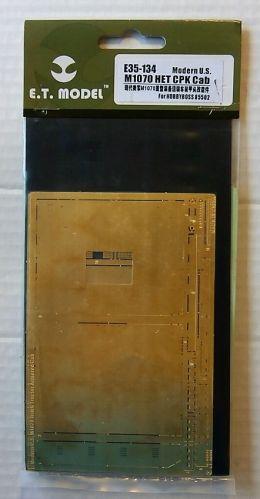 E.T. MODEL 1/35 E35-134 MODERN US M1070 HET CPK CAB