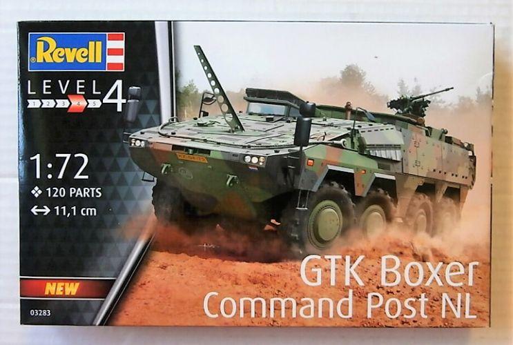 REVELL 1/72 03283 GTK BOXER COMMAND POST NL