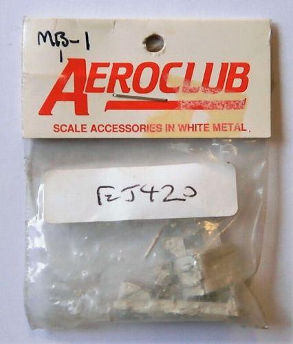 AEROCLUB 1/48 EJ420 MK.1/2CA EJECTION SEAT