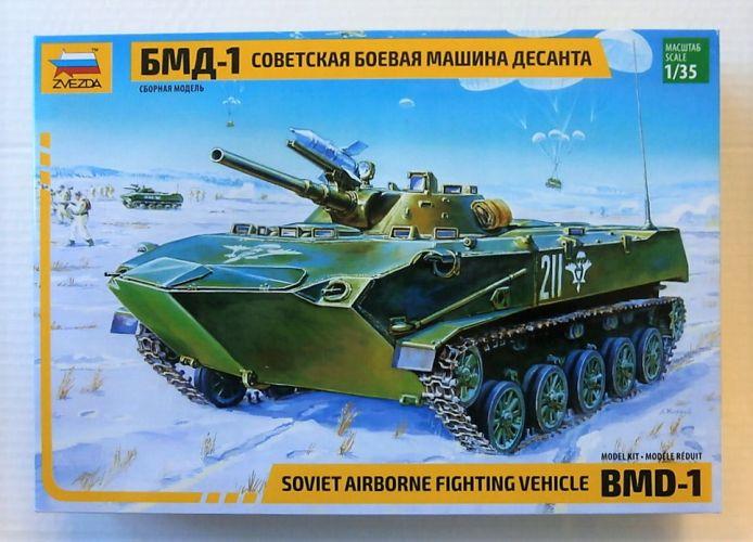 ZVEZDA 1/35 3559 BMD-1