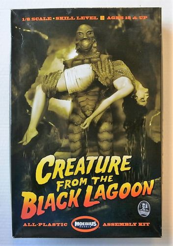 MOEBIUS 1/8 925 CREATURE FROM THE BLACK LAGOON