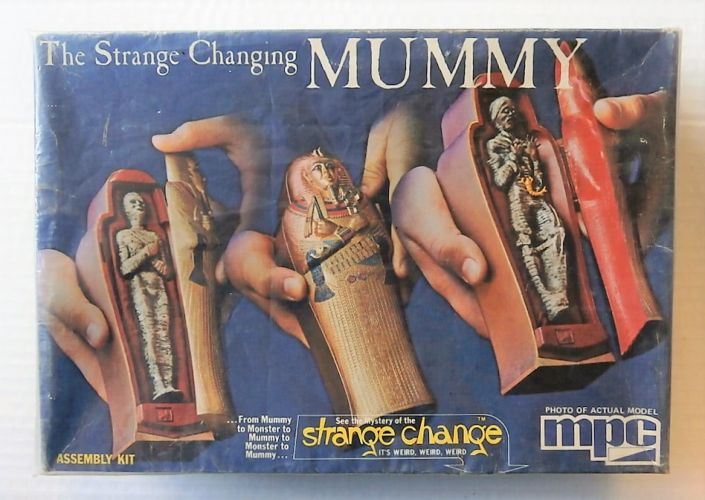 MPC  0902 THE STRANGE CHANGING MUMMY
