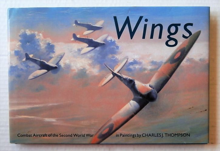 CHEAP BOOKS  ZB3020 WINGS - COMBAT AIRCRAFT OF THE SECOND WORLD WAR
