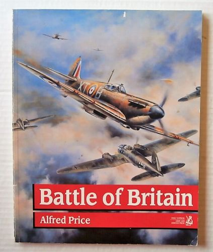 CHEAP BOOKS  ZB3021 BATTLE OF BRITAIN - ALFRED PRICE