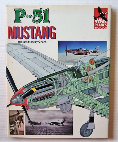 CHEAP BOOKS  ZB3024 P-51 MUSTANG - WILLIAM NEWBY GRANT