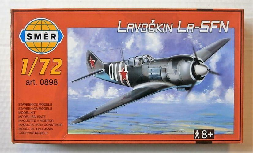 SMER 1/72 0898 LAVOCHKIN LA-5FN