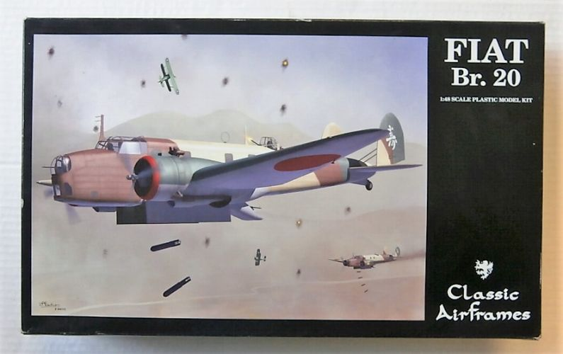 CLASSIC AIRFRAMES 1/48 4131 FIAT BR.20