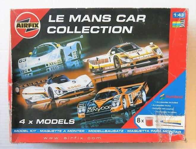 AIRFIX 1/43 95450 LE MANS CAR COLLECTION