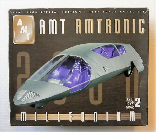 AMT 1/25 30273 AMT AMTRONIC YEAR 2000 SPECIAL EDITION
