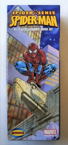 MOEBIUS  907 SPIDER SENSE SPIDER-MAN SPIDERMAN MARVEL