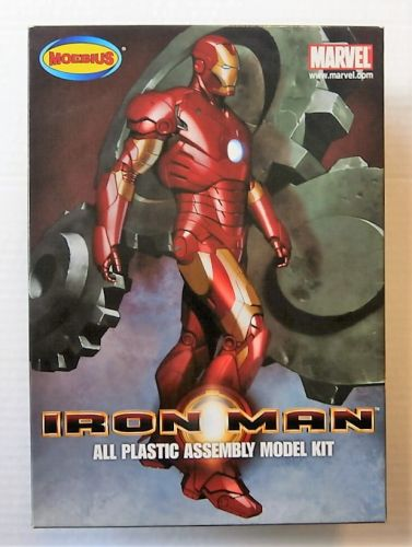 MOEBIUS  905 IRON MAN MARVEL