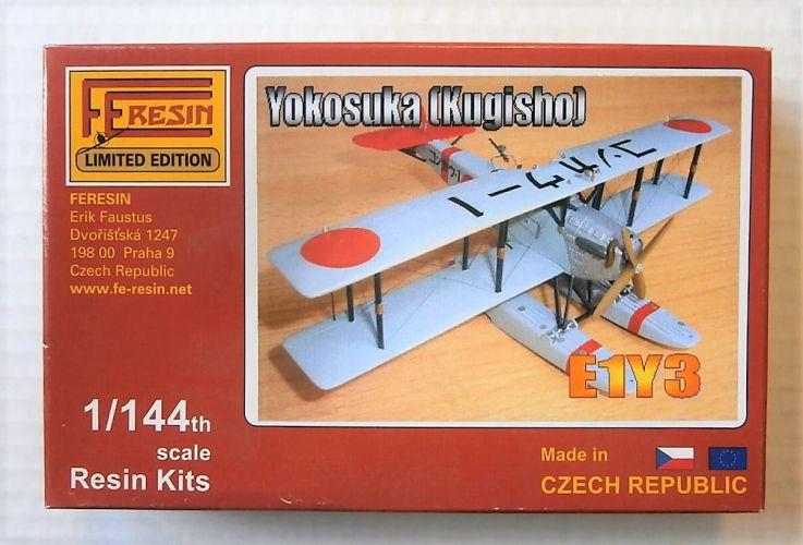 FE RESIN 1/144 144074 YOKOSUKA  KUGISHO  E1Y3