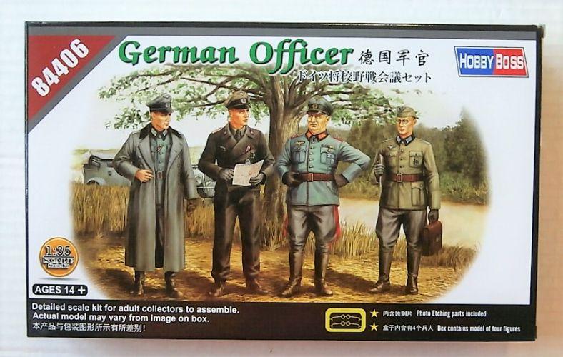 HOBBYBOSS 1/35 84406 GERMAN OFFICER